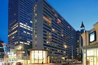Jr. 1 Bdrm available at 33 Orchard View Boulevard., Toronto