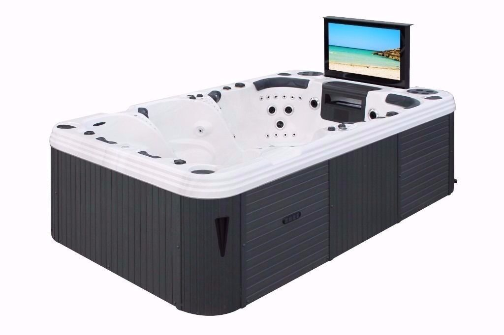 Passion SpasTheater Spa Hot Tubin Coventry, West MidlandsGumtree - Passion Spas The Theater Spa (FREE DELIVERY AND SITING) FREE STEPS FREE COVER FREE COVER LIFTER (WORTH £199) FREE CHEMICAL PACK (WORTH £85) FREE WIFI CONNECTOR (WORTH £399) RRP £17999 Sale Price £13500 Part of our Exclusive collection, the...