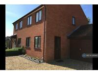 3 bedroom house in Ferguson Road, Attleborough, NR17 (3 bed)