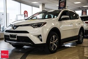 2017 Toyota RAV4 RAV4 XLE DEMO. WITH ADDED ACCESSORIES  10000 AE
