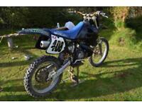 Suzuki rm 250 rm250 super evo motocross bike