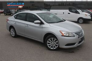 2015 Nissan Sentra S * Accident Free * Bluetooth *