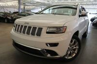 2014 Jeep Grand Cherokee SUMMIT 4D Utility 4WD