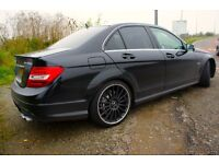 MERCEDES C63 AMG BREAKING FOR SPARES 2008-2013