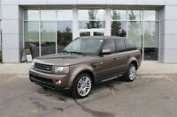 2010 Land Rover Range Rover Sport HSE LUX! LOW KMS! MINT!