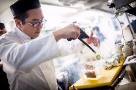 Demi Chef de Partie & Chef de Partie - Contemporary Japanese Kitchen