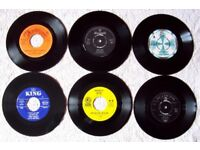 Collection of soul + northern + motown records 16 in total