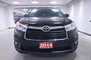 2014 Toyota Highlander XLE,AWD, NAVI, ROOF, ALLOYS, BACK UP CAM,
