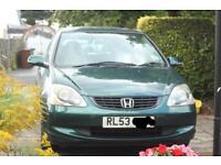 2003 Honda Civic 1.6