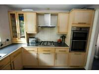 Gas hob and grill&oven