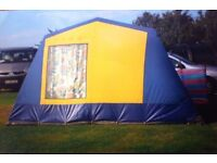 4 person walk in tent