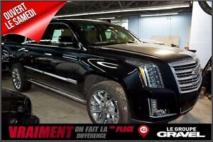 2016 Cadillac Escalade 311$/SEMAINE PLATINUM DEMO DERNIERE CHANC