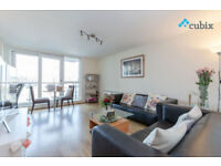 Amazing 1 bedroom apartment with river views in Zone 1 - St Georges Wharf