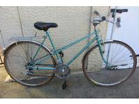 bikes raleigh Silhouette city/town bike 700c wheels
