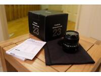 Fujifilm XF 23mm F2 R WR Lens