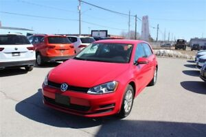 2015 Volkswagen Golf LOW KM'S - GREAT ON FUEL