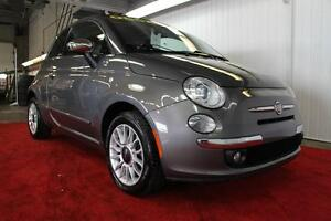 FIAT 500 Cabriolet - Convertible Lounge 2013