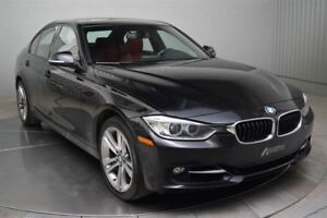 2013 BMW Serie 3 328i SPORT XDRIVE MAGS TOIT CUIR ROUGE
