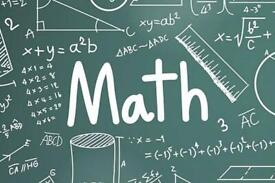 £15 per hour Private Maths Tuition - Online (Years 7, 8, 9, 10)