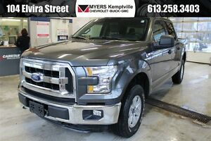 2016 Ford F-150 XLT Crew Cab 5.0l V8 with Trailer Tow