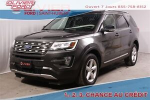 2016 Ford Explorer XLT 4WD CUIR TOIT MAGS CAMÉRA TOIT BLUETOOTH