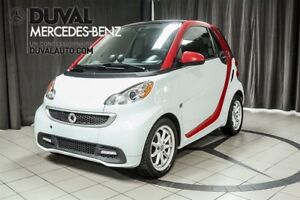2014 smart fortwo electric drive passion TOIT PANORAMIQUE GPS BL