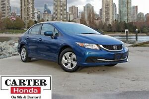 2015 Honda Civic LX *No accidents *Certified 7yrs Warranty