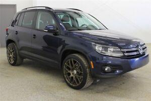 2014 Volkswagen Tiguan Trendline | No Accidents | AWD | Bluetoot