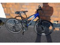 Boys Giant Rock Mountain bike - Excellent Condition