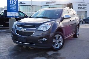 2013 Chevrolet Equinox LTZ | Sunroof | Heated Seats | Navigation