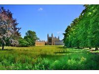 English Teacher Wanted - Central Cambridge