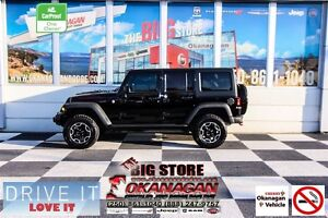 2014 Jeep WRANGLER UNLIMITED Unlimited Rubicon, Not-Smoked In! 2