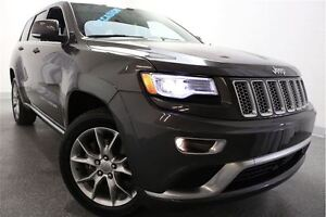 2015 Jeep Grand Cherokee Summit*DIESEL*CUIR
