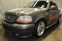 2002 Ford F-150 Harley Davidson supercharged