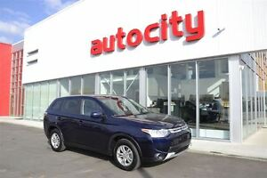 2015 Mitsubishi Outlander ES | Power Options | Low Payments | Li