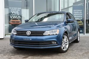 2015 Volkswagen Jetta 1.8 TSI Highline Automatique.A/C CAM DE RE