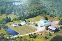 HOBBY FARM/RECREATIONAL PROPERTY