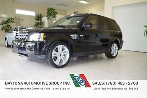 2013 Land Rover Range Rover Sport HSE LUXURY MODEL LOW KMS