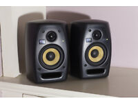KRK VXT4 active monitors pair