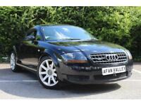 Audi TT T Quattro **CAM BELT DONE+FULL LEATHER** (black) 2006