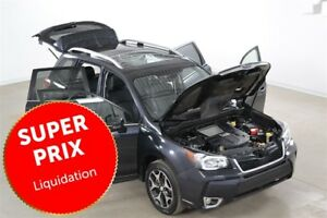 2014 Subaru Forester XT 4WD Limited EyeSight+GPS+Cuir+Toit+Camer