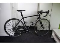 Trek Madone 5.2 + Mavic Ksyrium SLS Wheelset, Full Ultegra, Carbon Bars & Stem