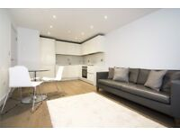 One Double Bedroom Apartment-Modern-Great Access Canary Wharf-The City-Available 18th October