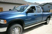 FOR SALE DODGE diesel 3500 TRUCK