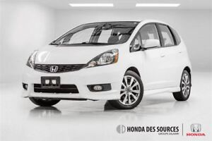 2012 Honda Fit Sport at - Tres BAS Millage - *Auto* - Mags - Blu