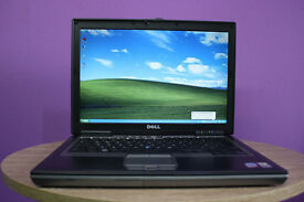 Dell Latitude D820 Laptop + new charger - WINDOWS 10 - Office - WiFi DVD/RW + Anti-virus