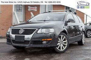 2008 Volkswagen Passat LEATHER! SUNROOF! 2.0T!