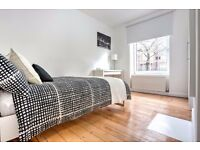Beautiful bedroom in a newly refurbished apartment near Kennington Park