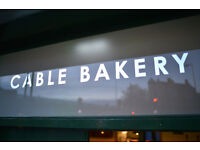 Baker Wanted - camberwell/oval area