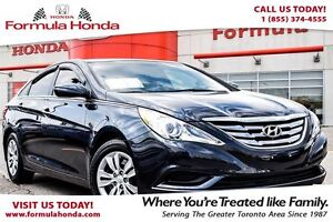 2013 Hyundai Sonata GL-Drop in for a test drive today. With only